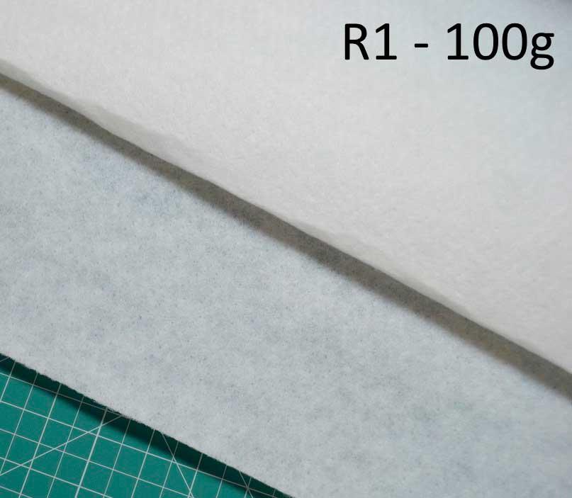 R1 - Manta Poly 100g - Pegorari - 1 mt x 1,50 mt