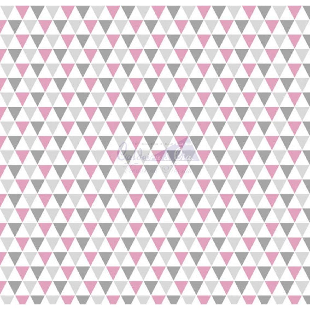 Yole cor - 04 (Cinza com rosa)