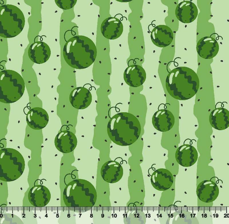 Melancia Des 2818 var01 - Inteira fundo verde
