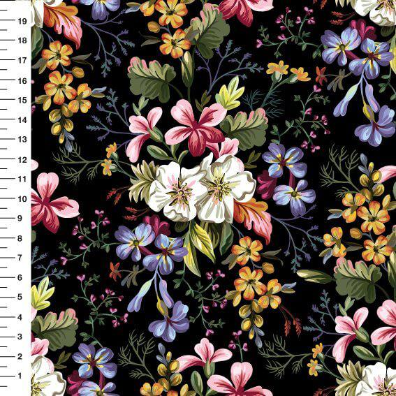 Floral Digital Des 33848 var01