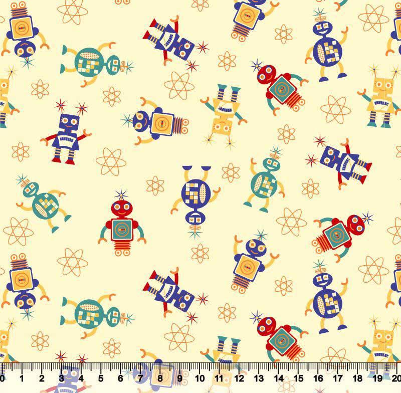 Robô Desenho 5211 var02- bege