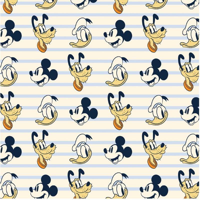 Pluto Donald e Mickey MK008C01 - Fernando Maluhy