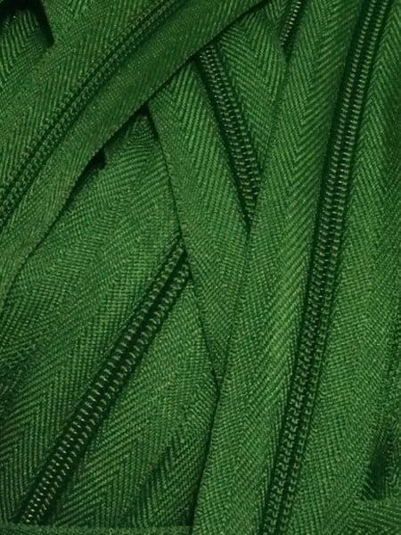 ziper n.5 Verde Bandeira