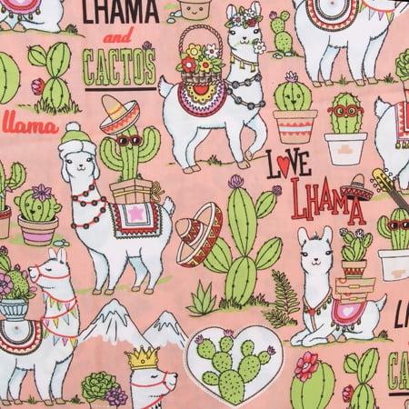Lhamas Cactos des 5505 - Mexico
