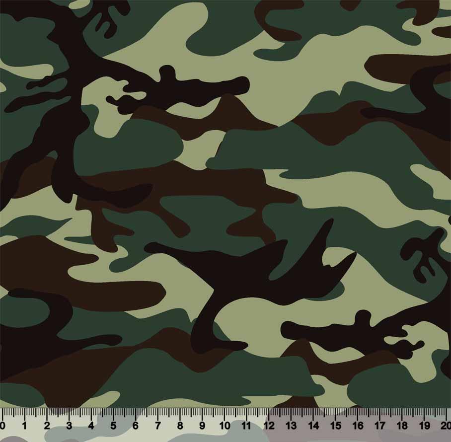 Camuflado Militar Des 3027 Var14