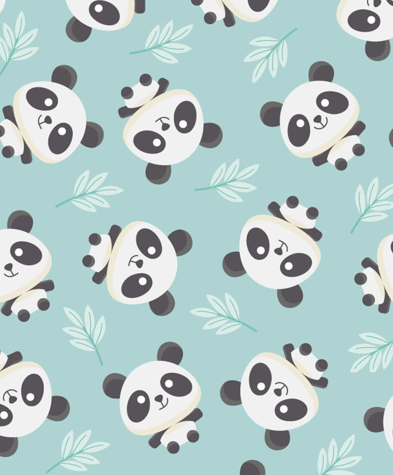 Panda Blue ci2319