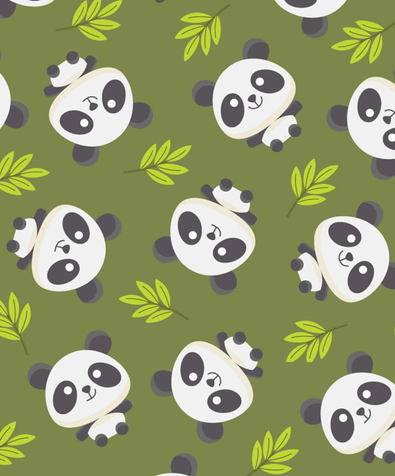 Panda Verde ci2317