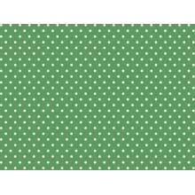 Bolinha Pequena 113pft - Verde Maça c/ Branco