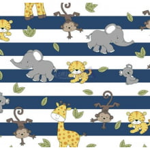 Jungle cor 06 (Marinho)