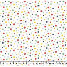 Estrela e Bolinha Des 2421 var01 - Coloridas