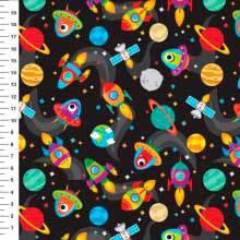 Espacial Des. 30518 var02 - Preto