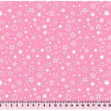 Estrelas Diversas Des 3188 Var01 -  fundo Rosa