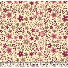 Floral Desenho 5176-02 - rose