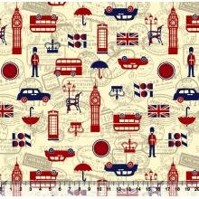 Londres des 5237 Var01 - Fundo Bege