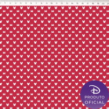 Minnie Mini fundo vermelho mi016c01