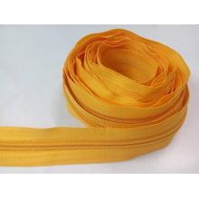 ziper n.5 Amarelo Ouro