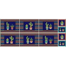Cactos jogo Americano Marinho - CT8015 Var01
