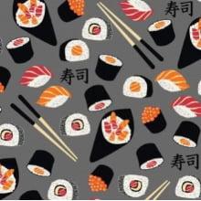 Sushi Bar - su62932 cinza