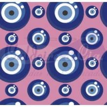 Olho Grego cor 03 (Rosa)