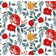 Gardenias cor 06 (Vermelho)