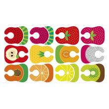 Babadores Frutas Des 9100e3375