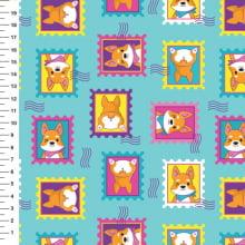 Dogs Selos 9100e5011 Tiffany Meia Tigela