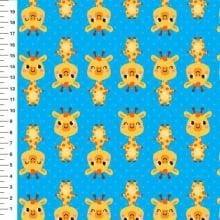 Girafinha Meia Tigela Fundo Azul Des 55965 Var01