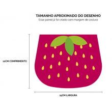 Porta Moedas Necessaires Frutinhas 9100e3012 - Meia Tigela