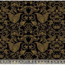 Florais Dourados Des. 3783 Var02