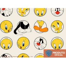 Looney Tunes Piu Piu e Frajola Bolas 12v01- Fundo OffWhite