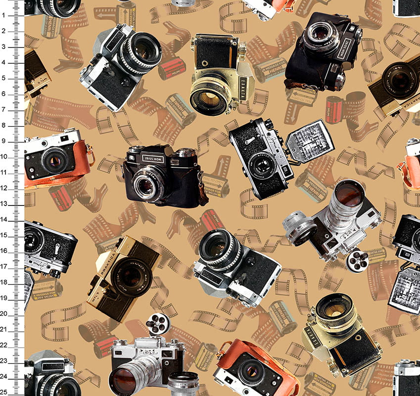Câmeras Fotográficas Vintage p9100e1641