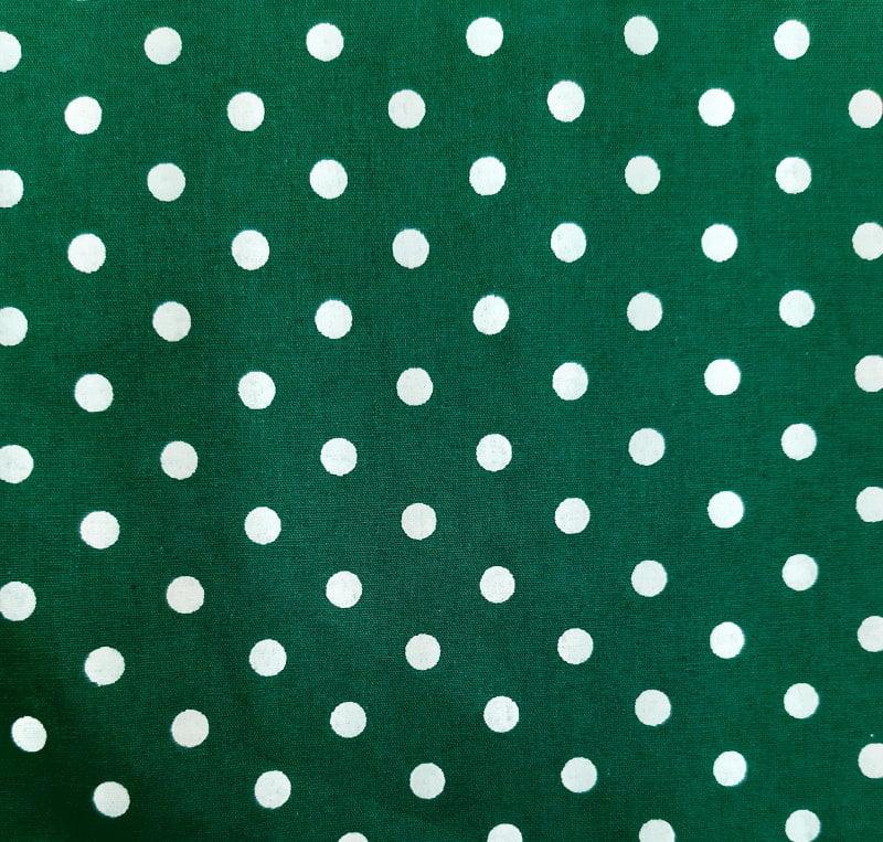 Bola Grande Des 3089 Verde com Branco