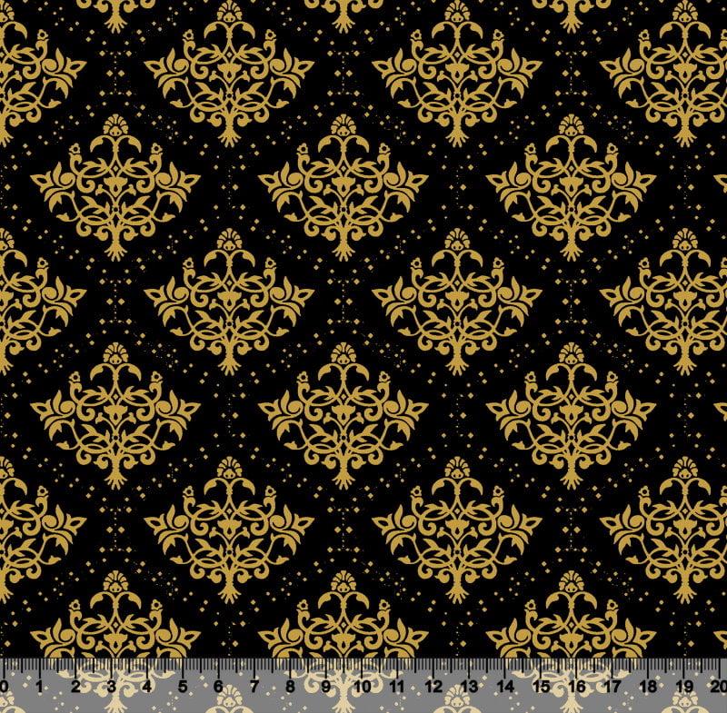 Arabesco Dourado Des. 3782 Var02