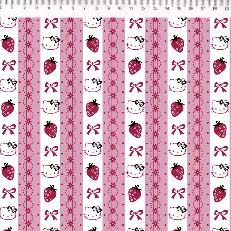 Hello Kitty HK025C01 morango