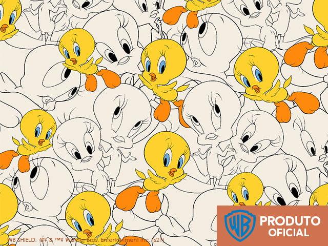 Looney Tunes Piu Piu 13v01 - Fundo OffWhite