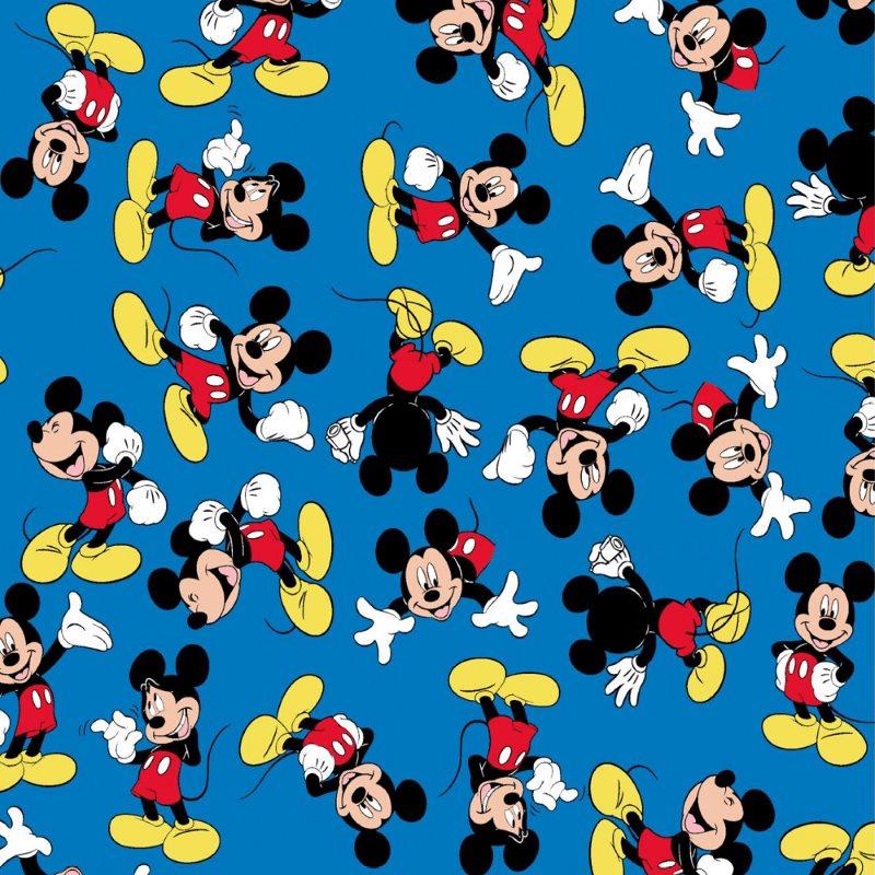 Mickey fundo azul Disney MK011C02 - Fernando Maluhy