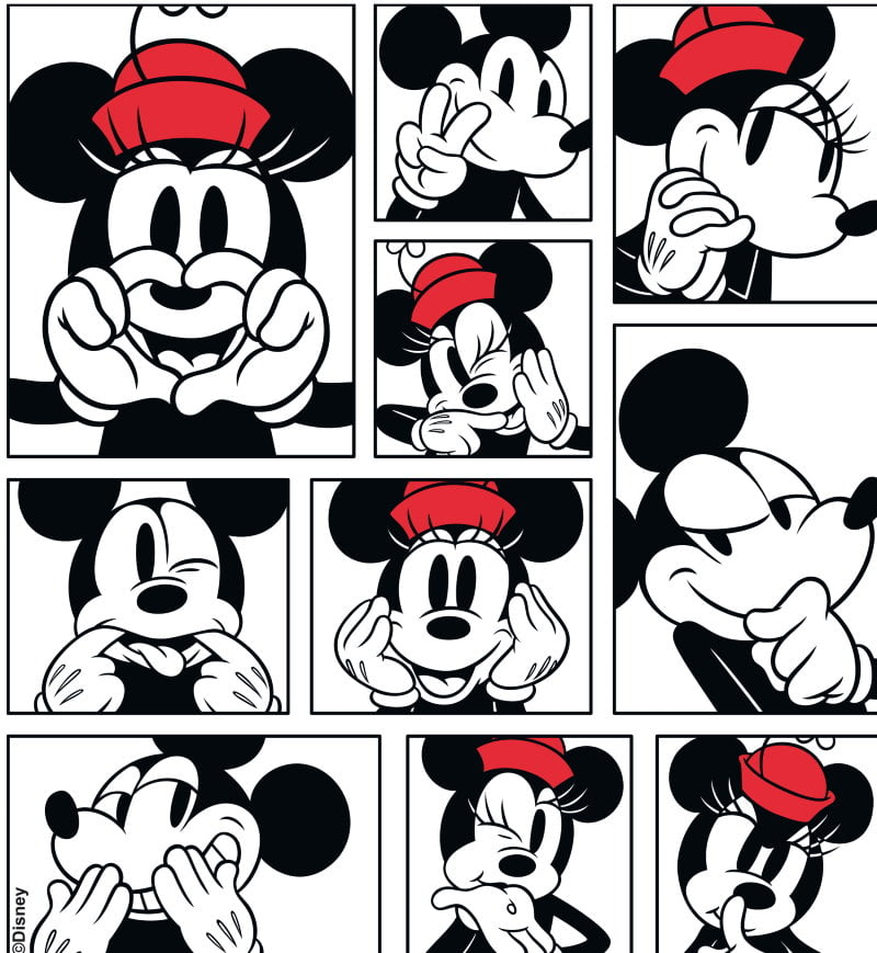 Minnie Disney MI017C01  - Fernando Maluhy